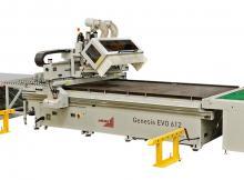 Genesis EVO 412 CNC