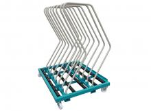 GPT1000 Sash & Glass Trolley