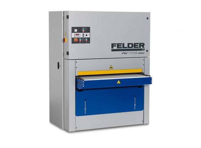 Felder FW1102 Classic Widebelt sander | Jacks.co.nz