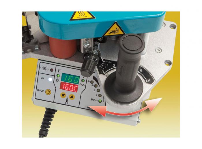 Virutex PEB250 Hand-held Edgebander | Jacks co nz