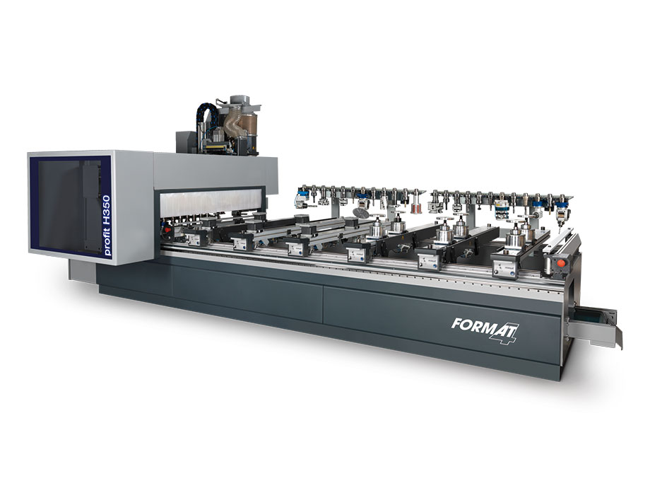 Format-4 5-axis CNC